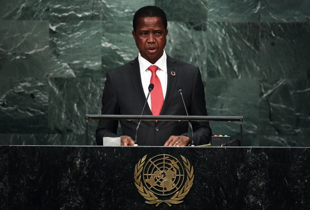 Tensions flare in Zambia as critics see slide to 'dictatorship'