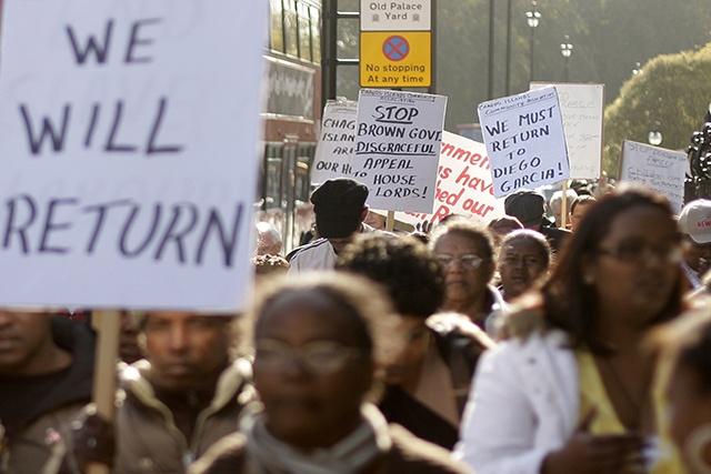 Coup dur pour Londres, l'ONU veut l'aide de la justice au sujet des Chagos