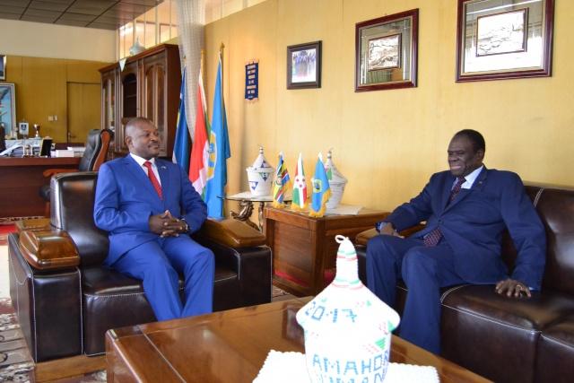 Burundi warns new UN envoy against opposition bias