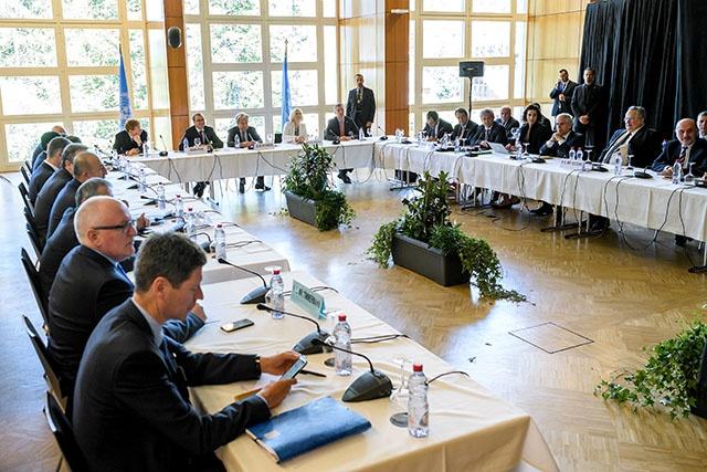 Chypre: suspension temporaire des pourparlers en Suisse