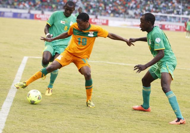 Football: Zambia, Zimbabwe reach final after goal fest