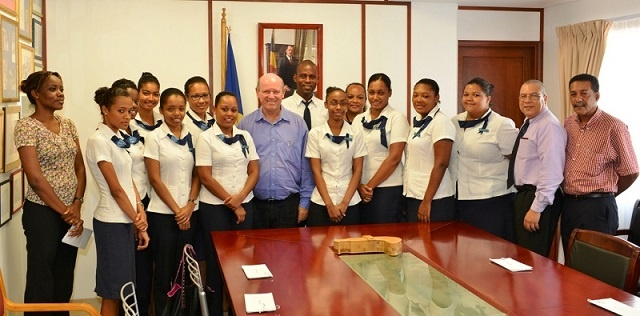 10 years old: Seychelles Tourism Academy sees students join travel industry's diverse fields