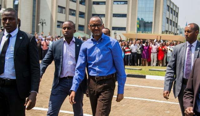 'Climate of fear' ahead of Rwanda vote: Amnesty