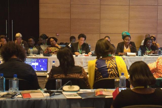 Les femmes leaders de l'Afrique australe se sont réunies aux Seychelles pour faire avancer l'égalité, portée au VIH.