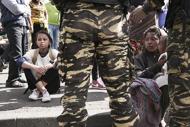 Madagascar: une manifestation de l'opposition dispersée par la police