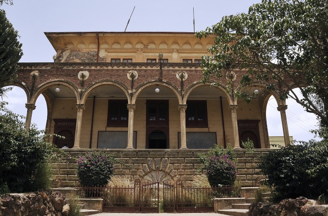 Eritrea's 'city of dreams' given UNESCO heritage listing