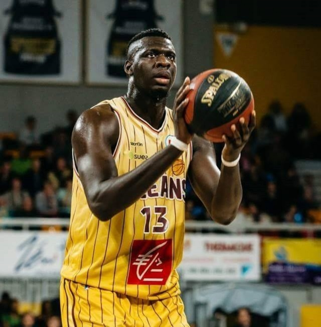 Interview: Seychellois basketball player in France is realising his dream