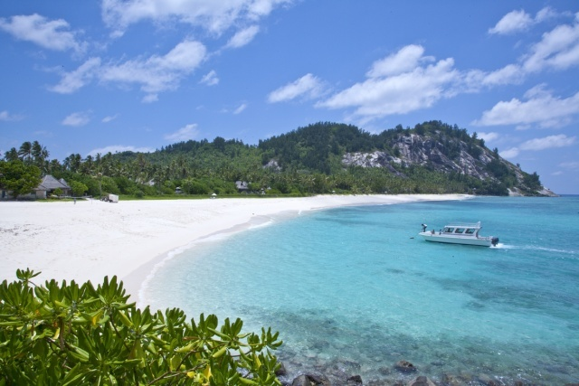 High-price hotel in Seychelles is world's most expensive, survey finds
