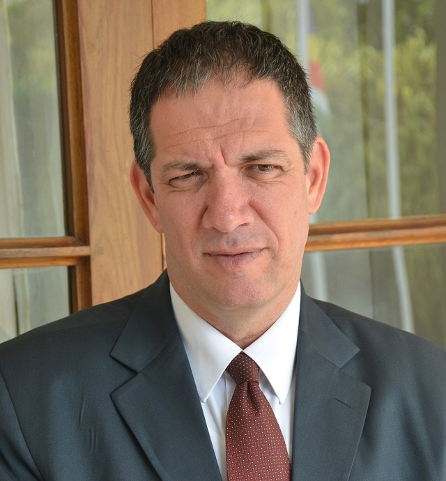 Outgoing Israeli ambassador notes that tourist visits to Seychelles are up