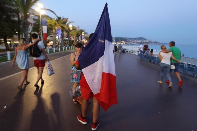 Macron and Trump mark France's Bastille Day