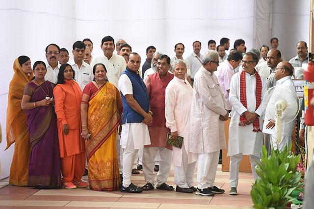 """L'Inde vote pour élire un dalit (""""intouchable"""") à sa présidence"""