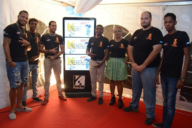 New 'K-Radio' station is coming soon to Seychelles' airwaves