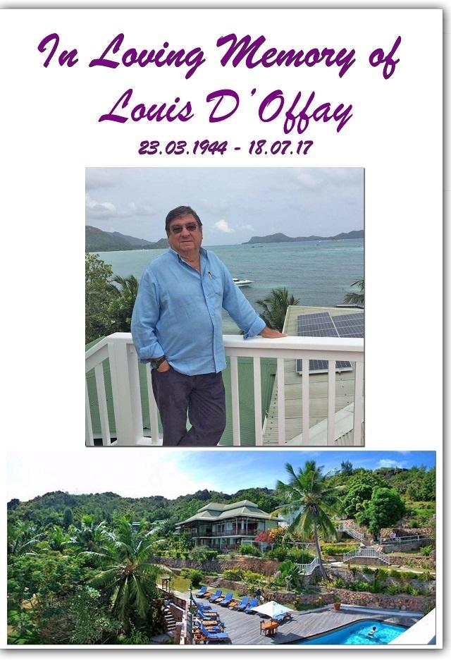 Aux Seychelles, le secteur du tourisme en deuil après la perte d'un de ses pionniers.