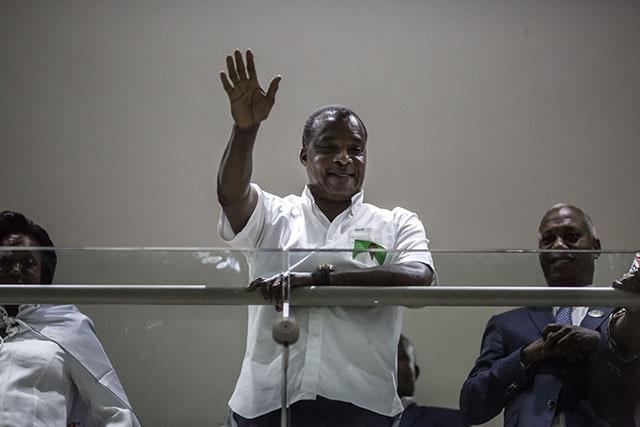 Congo : le parti du président Sassou Nguesso vainqueur des élections