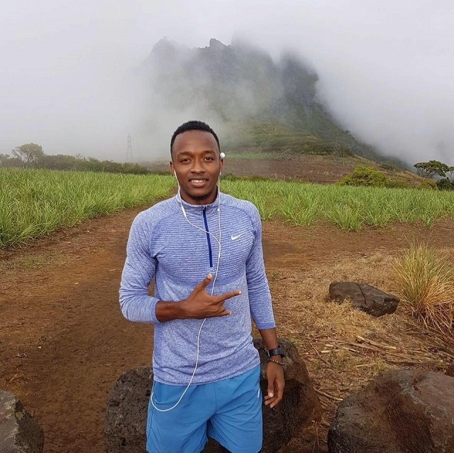 New national record as Seychellois athlete Dylan Sicobo wins 100 metre gold in Ivory Coast