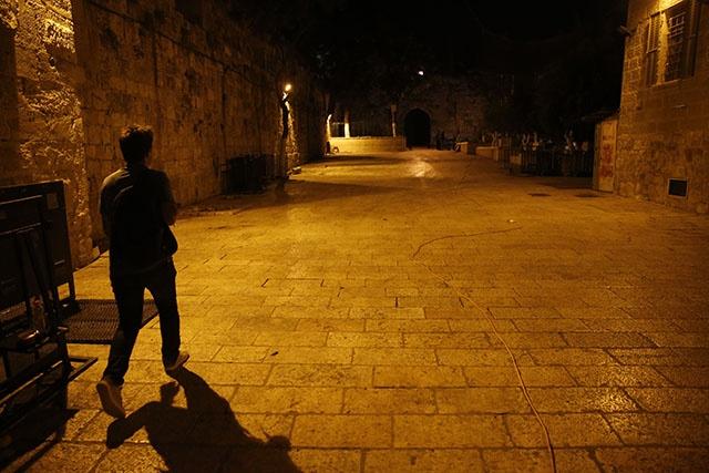 Esplanade des Mosquées: toutes les nouvelles mesures de sécurité retirées