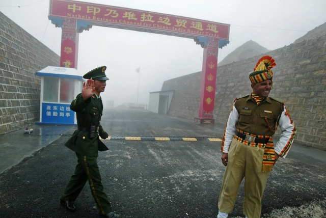 China and India locked in high-stakes, high-altitude border row