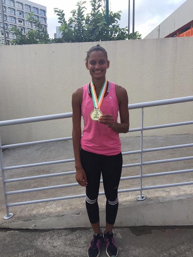 Saut en hauteur - Labiche offre aux Seychelles une deuxième médaille d'or aux Jeux de la Francophonie en Côte d'Ivoire.