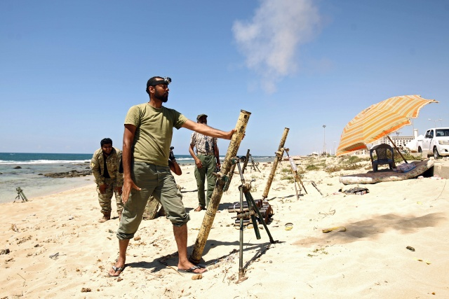 UN Security Council backs plan agreed by Libya rivals