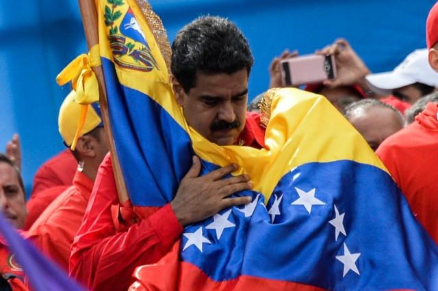 Maduro presses on with Venezuela vote despite protests, condemnation