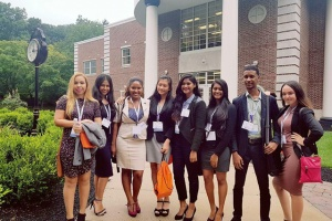 8 youths represent Seychelles at the 2017 U.N. Youth Assembly