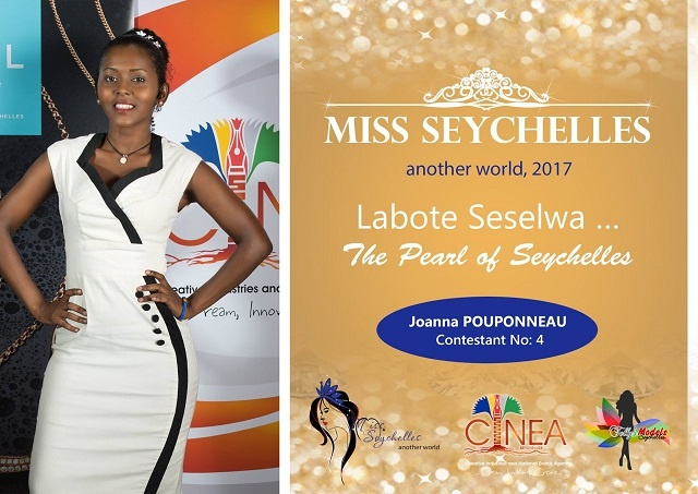 Defying the odds as a petite model: Miss Seychelles 2017 contestant Joanna Pouponneau