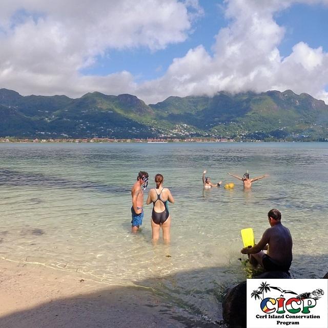 CNN examine de près la lutte contre le changement climatique aux Seychelles