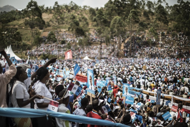Kagame set for sweeping victory in Rwanda election