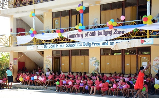 Seychelles' schools need to raise issue of bullying, visiting expert says