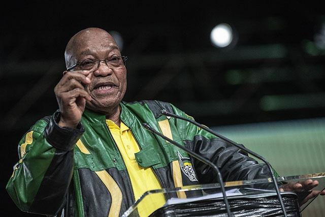 Afrique du Sud: le parlement se prononce sur la motion de défiance contre Zuma