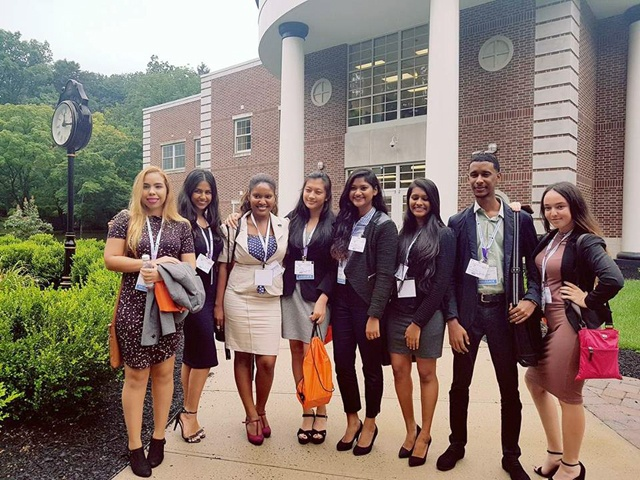 8 Youths Represent Seychelles At The 2017 U N Youth