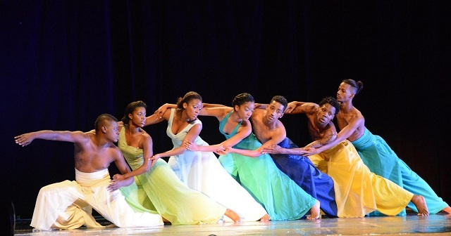 Contemporary dancers from 5 countries descend on Seychelles; public gala on Sept. 2