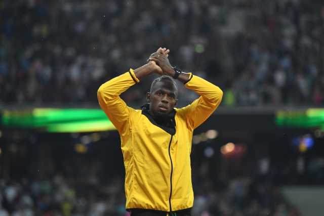 Athletics: Mixed emotions as Bolt bows out