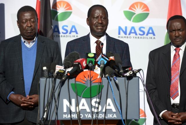 Kenya's Odinga to take poll dispute to top court