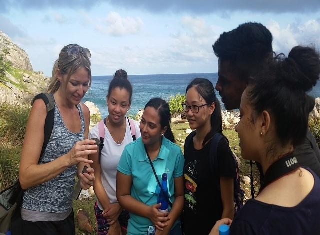 L'île de Frégate aux Seychelles façonne les futurs défenseurs de l'environnement.