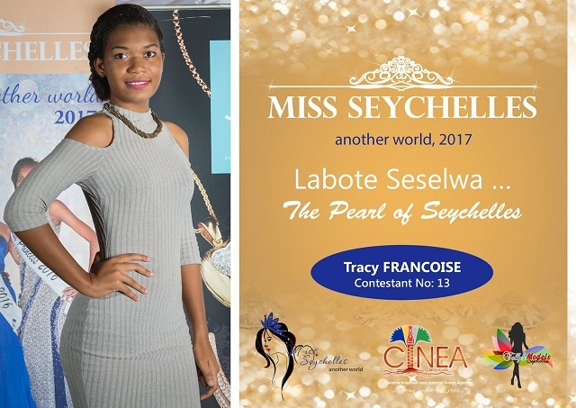 Tourism training gives Miss Seychelles contestant Tracy Francois a love for the environment