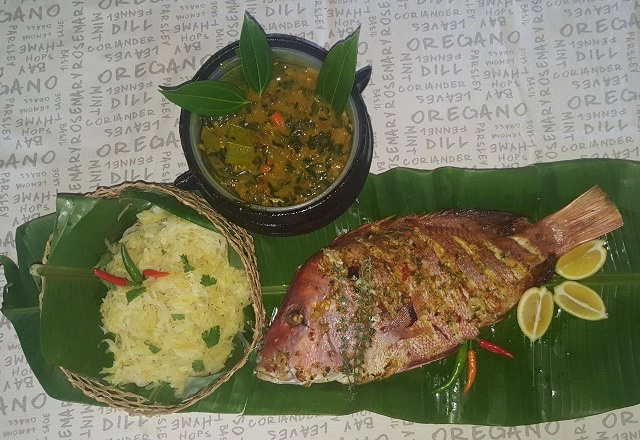 'Grilled Red Snapper' pic nets Seychellois amateur photographer contest victory