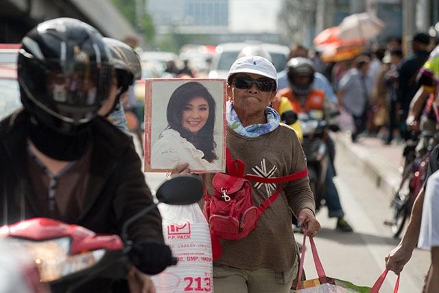 L'ex-Première ministre thaïlandaise absente à son verdict, mandat d'arrêt lancé