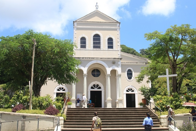8 important developments of the Catholic Church in Seychelles