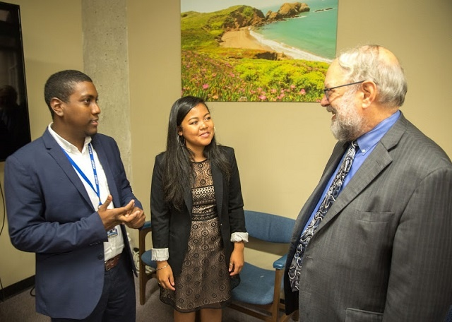 Seychellois' experience at California Energy Commission could help island nation's energy goals