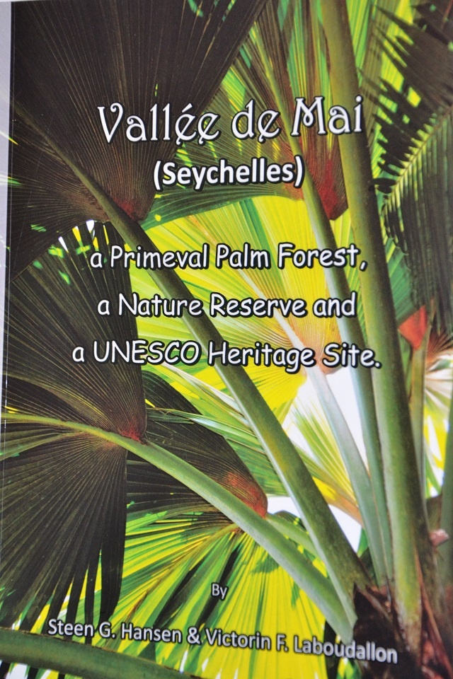 New book on Seychelles' Vallee de Mai spotlights natural wonder, world's biggest nut