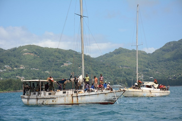 Illegal and unregulated fishing in Seychelles impacting environment, economy, official says