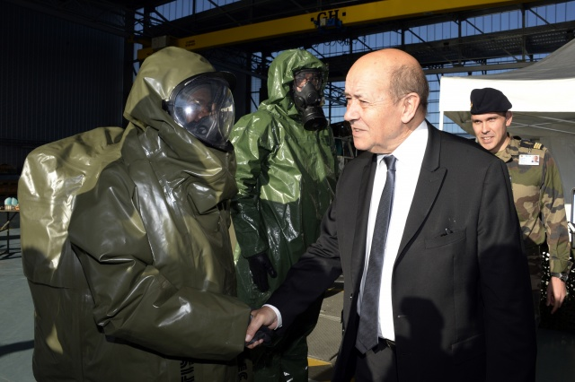 """Pyongyang aura """"dans quelques mois"""" la possibilité de frapper les USA (Paris)"""