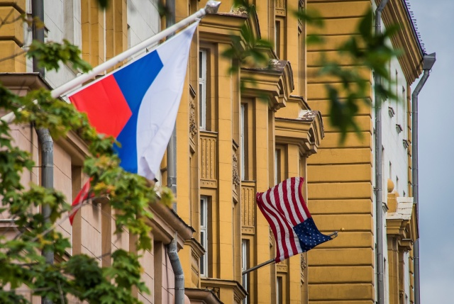 US-Russia ties battered by new row over diplomats