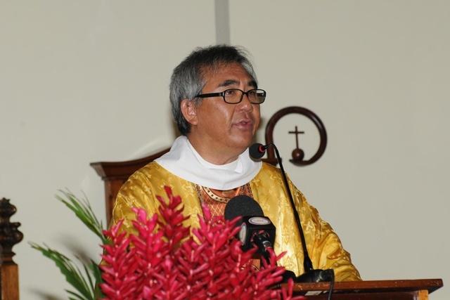 Le nouvel archevêque anglican de l'Océan Indien James Wong souhaiterait que Madagascar devienne une nouvelle province