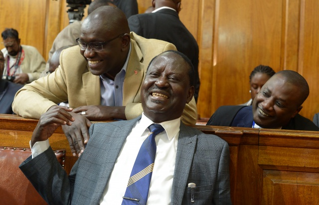 Shock as Kenya court cancels vote result, demands re-run