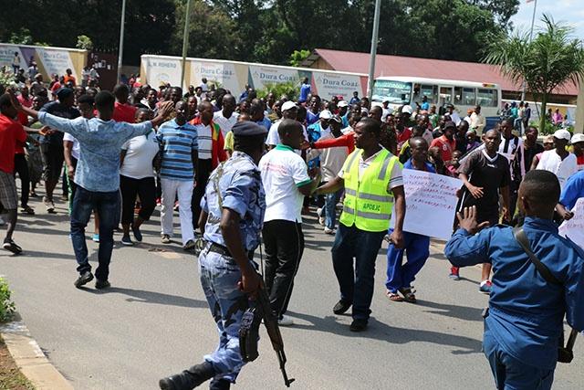 L'ONU presse la CPI d'enquêter sur des crimes contre l'humanité au Burundi