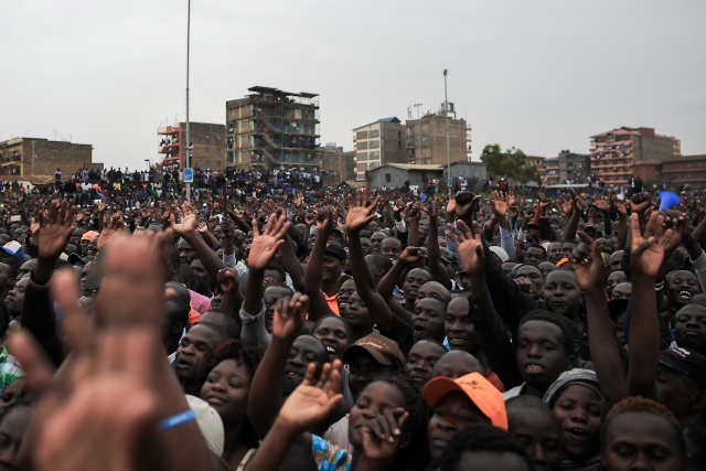 Kenya to hold fresh presidential vote October 17
