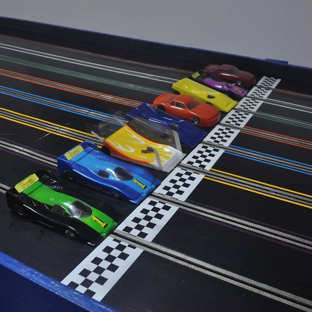 Ready? Set. Race! Slot car raceway opens in Seychelles