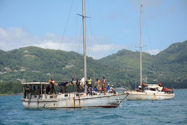 La pêche illégale aux Seychelles provoquerait, un impact sur l'environnement et l'économie.